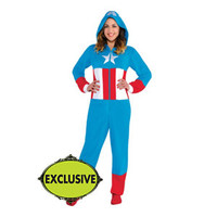 One Piece Pajamas for Women - Party City