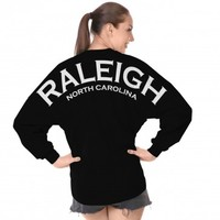Raleigh North Carolina Spirit Football Jersey®