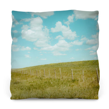 Big Sky Outdoor Throw Pillow