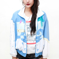 Intergalactic Vision Windbreaker