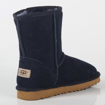 UGG trend women's winter new warm anti-skiing boots