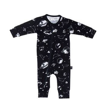Galaxy Baby Zip Romper