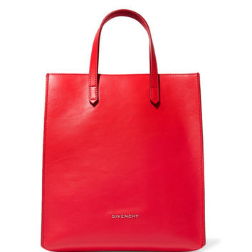 Givenchy - Stargate leather tote