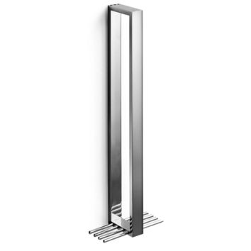 LB Skuara Vertical Towel Bar Rail Holder Hanger for Bathroom Towel Hanging Rack