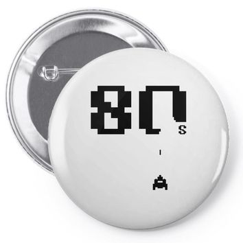 Made in the 80's Pin-back button