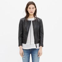 Metropolis Leather Jacket
