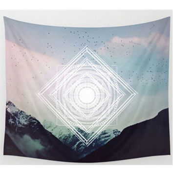 BOHE Tapestry, Beach Throw, Home Decor  150*200cm Polyester
