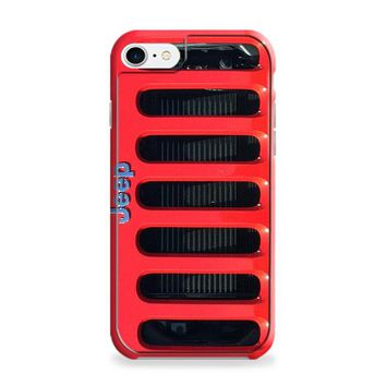 JEEP RED iPhone 6 Plus | iPhone 6S Plus Case