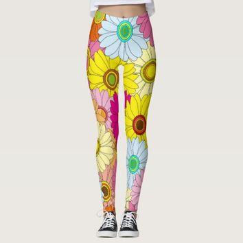 Flowers Women's Leggings