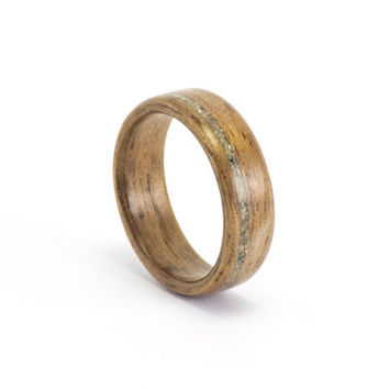 Wood and Concrete Ring, A Piece of Montreal