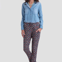 Wild Poppies Lounge Pants