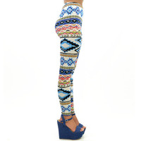 Pioneering Tribal Leggings