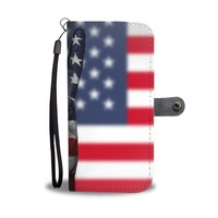 USA Peace Wallet Phone Case