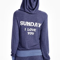 Dear Sunday Track Suit Jacket