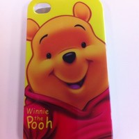 Iphone4/4s Winnie the Pooh Case for iphone 4/4s
