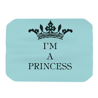 "Louise Machado ""Im a Princess"" Place Mat"