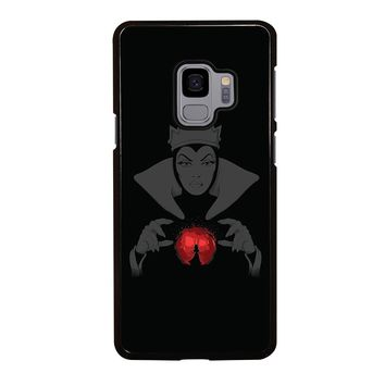 WICKED WILES DISNEY VILLAINS Samsung Galaxy S4 S5 S6 S7 S8 S9 Edge Plus Note 3 4 5 8 Case Cover