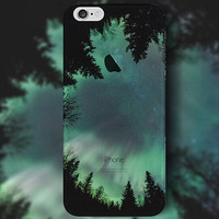 Mysterious Forest Night iPhone 5 5S iPhone 6 6S Plus Case + Nice Gift Box