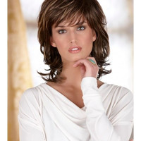 Danielle  | Synthetic Wig (Traditional Cap)