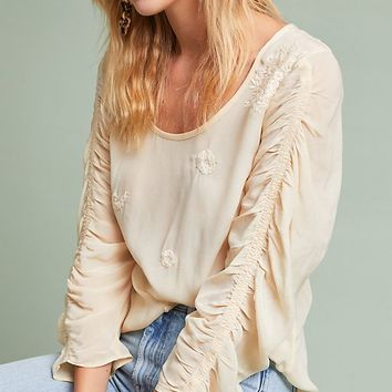Dorchester Ruched Top
