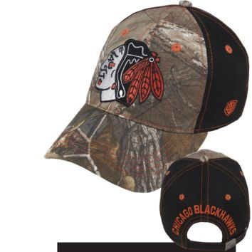 Old Time Hockey Mens Tobias Realtree Adjustable Hat