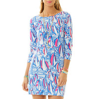 MARLOWE DRESS - RESORT WHITE RED RIGHT RETUR from Lilly Pulitzer, Available at Ocean Palm