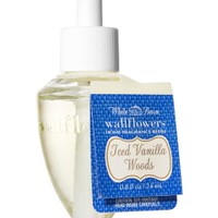 Wallflowers Fragrance Refill Iced Vanilla Woods