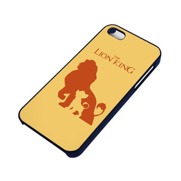 THE LION KING SIMBA Disney iPhone 5 / 5S Case Cover