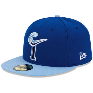 Norfolk Tides Authentic Home Fitted Cap - MLB.com Shop