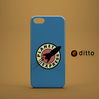 FUTURAMA PLANET EXPRESS LOGO Design Custom Case by ditto! for iPhone 6 6 Plus iPhone 5 5s 5c iPhone 4 4s Samsung Galaxy s3 s4 & s5 and Note 2 3 4