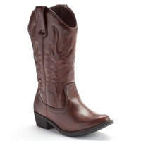 SONOMA life + style Girls' Cowboy Boots