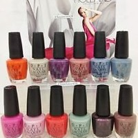OPI Nail Polish HOLLAND COLLECTION 12 Bottles H53-H64