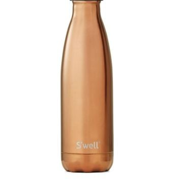 Rose gold S'well Bottle