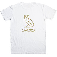 Drake owl OVO OVOXO t-shirt Sizes S,M,L,XL Same Day Dispatch Before 3pm