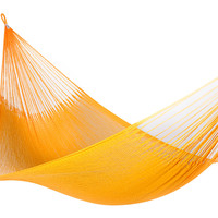 Yellow Leaf Hammocks Classic Yellow Queen