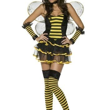 Atomic Queen Honey Bee Costume
