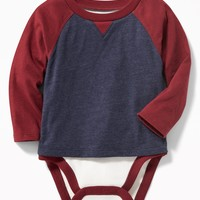 2-in-1 Color-Blocked Bodysuit for Baby|old-navy