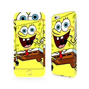 Sponge Bob iPhone 6/6 Plus Skin