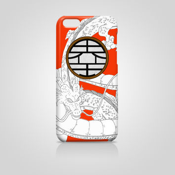 Shenlong Dragon ball Cases for iPhone 4/4s iPhone 5/5s iPhone 5c iPhone 6/6plus 3D Hardshell
