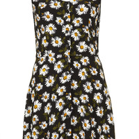 Daisy Open Back Tea Dress - Fit & Flare Dresses - Topshop
