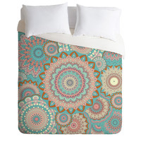 Monika Strigel Coachelly Duvet Cover