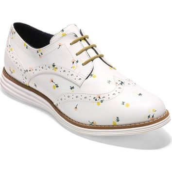Cole Haan 'Original Grand' Wingtip Oxford (Women) | Nordstrom