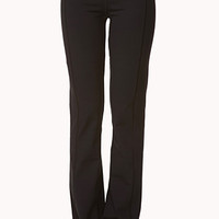FOREVER 21 Fit & Flare Yoga Pants