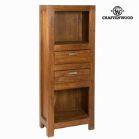 Ohio bookcase 2 drawers - Be Yourself Collection by Craftenwood