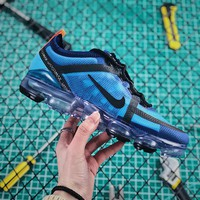 Nike Air Vapormax 2019 Blue Sport Running Shoes - Best Online Sale