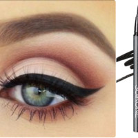 Women Waterproof Eyeliner Liquid Eye Liner Pencil Pen Make Up Beauty Cosmetics [9619095247]