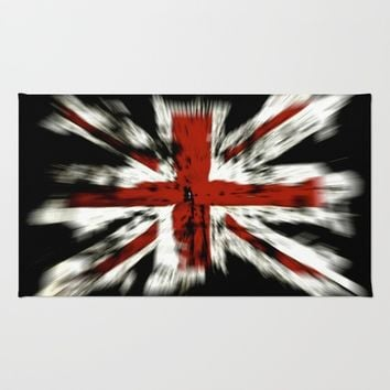 UK Flag Rug by WonderfulDreamPicture