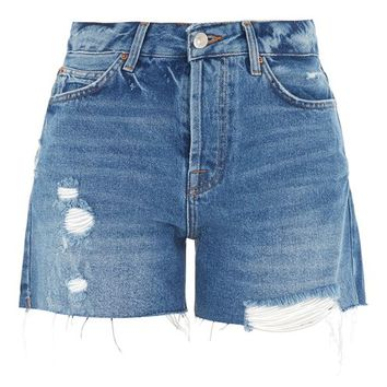 MOTO ASHLEY Boyfriend Shorts