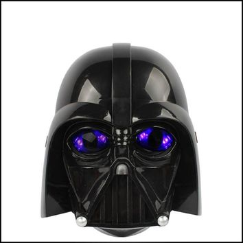 Star Wars Force Episode 1 2 3 4 5 Hot Sale  Mask LED Light Helmet Halloween and Christmas PV Darth Vader Mask Empire Clone Soldiers Luminous Mask AT_72_6