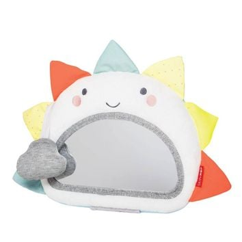 Skip Hop | Silver Lining Cloud Baby Activity Mirror